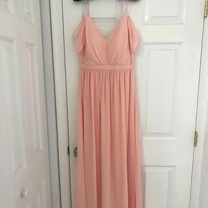 Lulu's Pink Bridesmaid Dress - Size M - With Tags